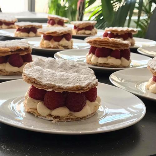 mille-feuille-fraise